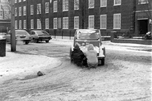 Hanbury Street c.1984