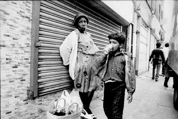 Sclater Street c.1986