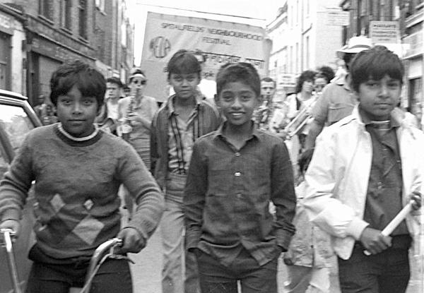 Brick Lane c.1984