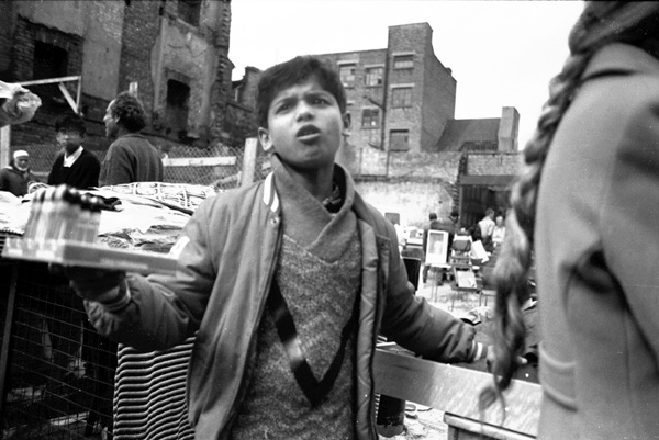 Sclater Street c.1987