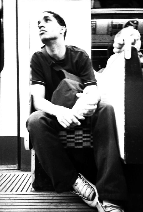 Whitechapel Underground 2015