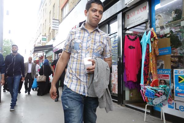 Whitechapel Market 2015