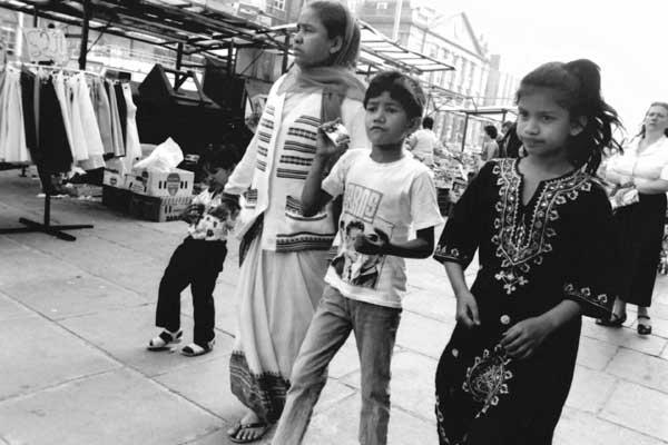 Whitechapel Market 1990s