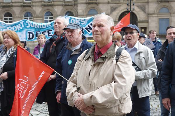 Liverpool NHS Rally 2016