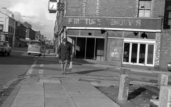 Lodge Lane c.1981