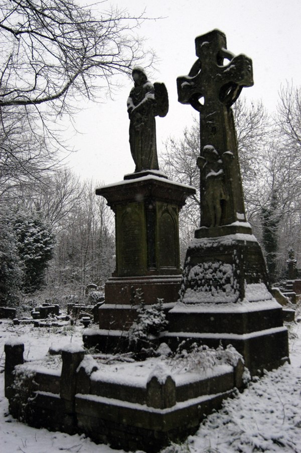 Tower Hamlets cemetery 2002