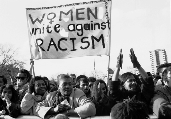 TUC Anti-Racist demonstration, East London 1994