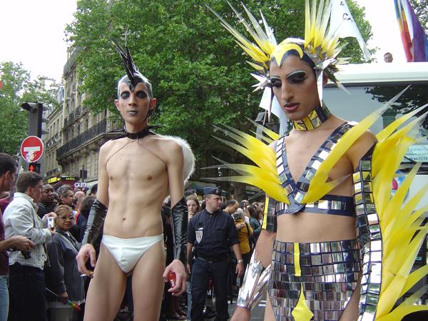 Paris Gay Pride 2004