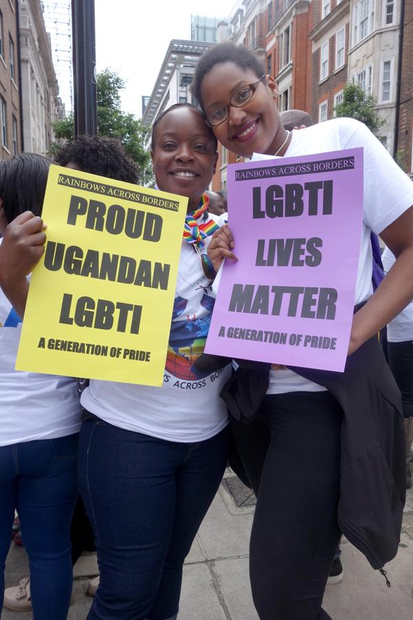 Pride March 2016