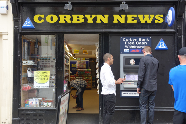 The free press will be closed down when Corbyn is elected