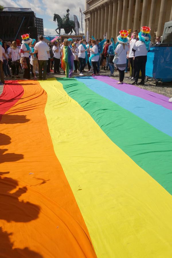 Liverpool Pride 2016