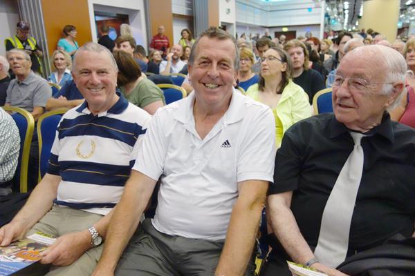 Members of the Merseyside Pensioners Association