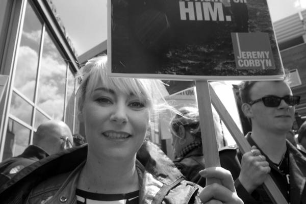 Outside BBC Radio Merseyside