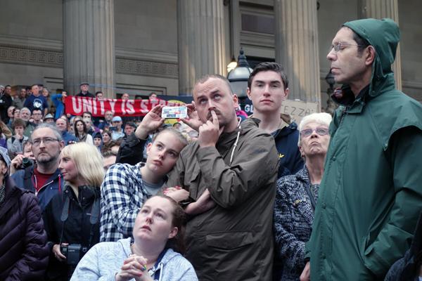 Corbyn Rally Liverpool 2016