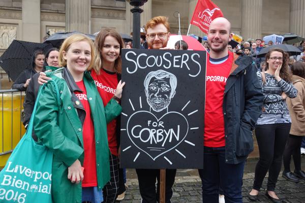 Scousers for Corbyn