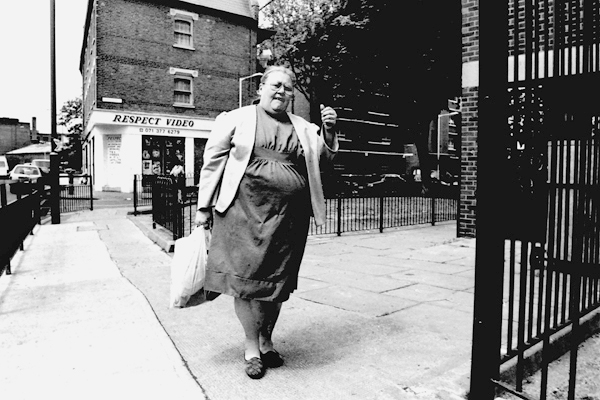 Hanbury Street c.1990