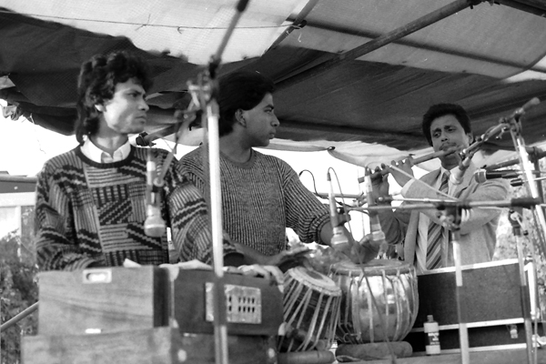Cable Street 50th anniversary celebration in Stepney Green 1986