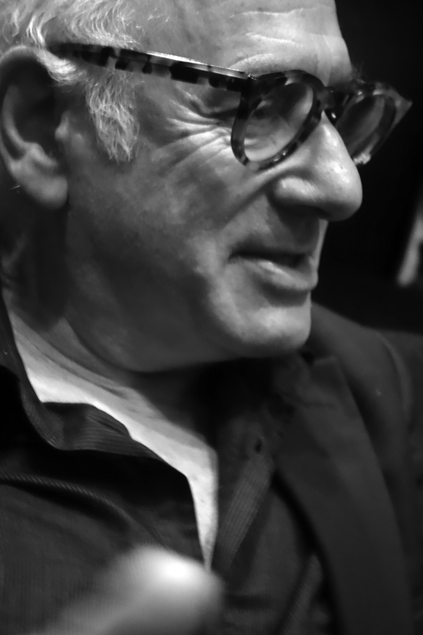 Michael Nyman at the concert