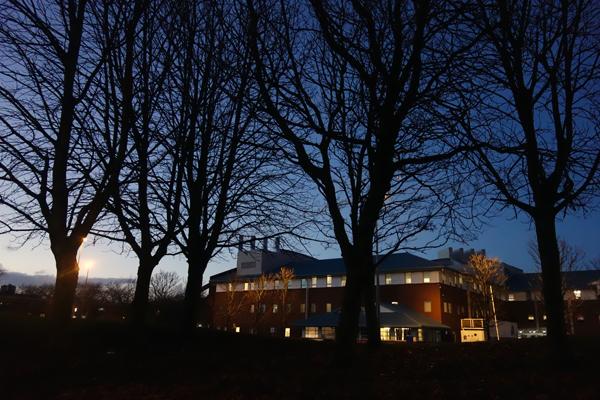 Liverpool Women's hospital, 2016.