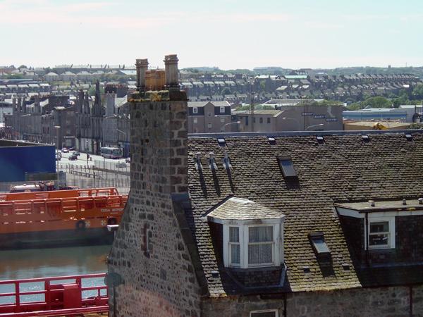 Aberdeen roof tops 2004