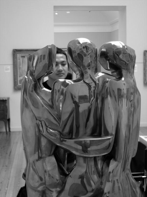 Sculture, Aberdeen Art Gallery 2004