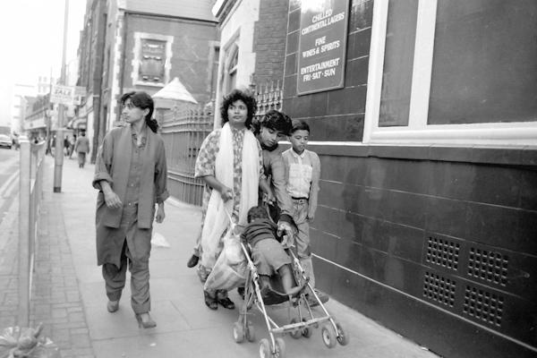 Brick Lane, London 1983