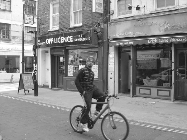 Brick Lane 2004