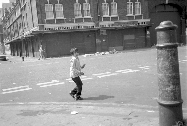 Commercial Street 1983