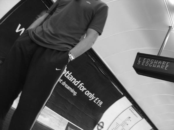 London Underground 2004