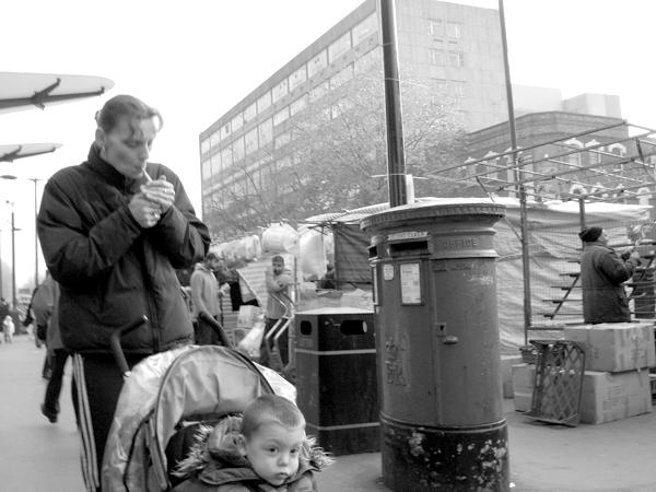 Whitechapel Road 2004