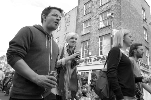 Brick Lane 2012