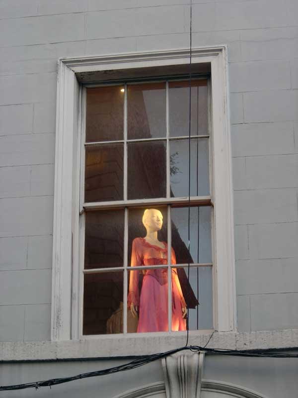 Window. Dublin, Ireland 2004