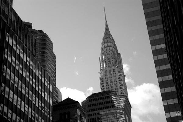 Chrysler. New York 2005.