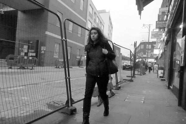 Osborn Street, East London 2016.