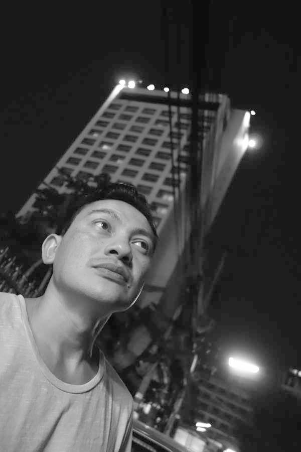 Portrait of Hazuan Hashim. Chaing Mai, Thailand 2017.