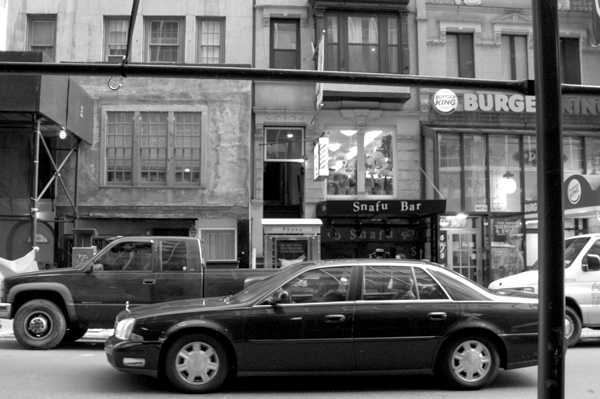Cars. New York 2005.