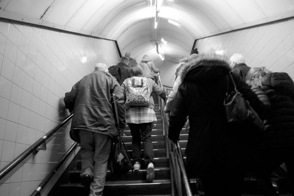 London Underground 2017.