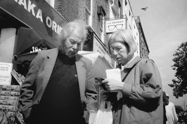 Whitechapel, London 1989.