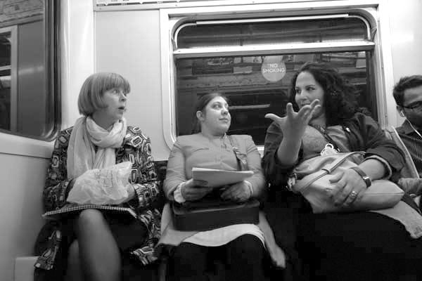 Underground, London 2006.