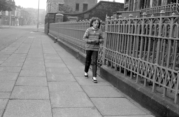 I'm not sure where this is. Liverpool c.1978.
