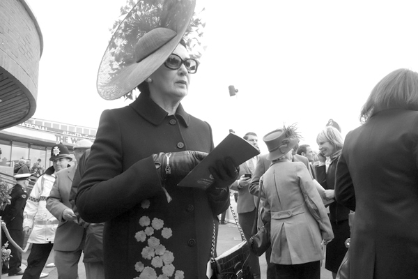 Hat. Aintree 2017.