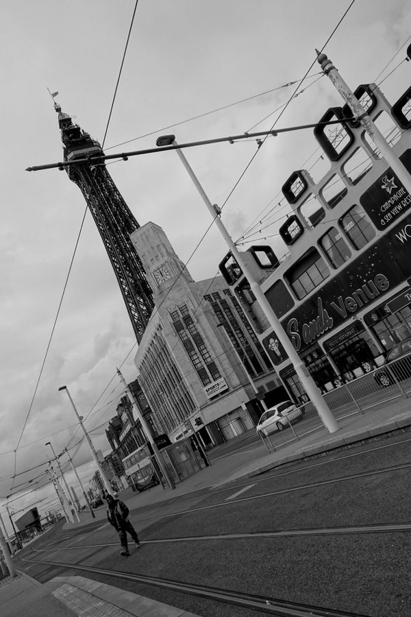 The Tower. Blackpool 2017.