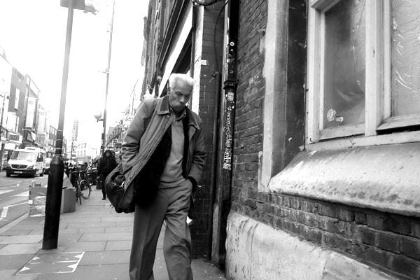 Brick Lane. East London 2016.