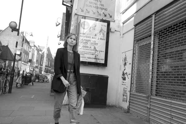 Brick Lane. East London 2014.