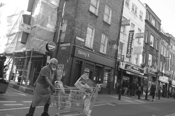 Brick Lane 2014.