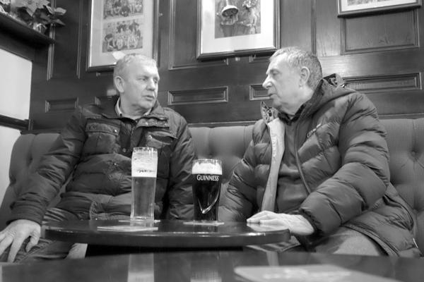 Carnarvon castle pub. liverpool 2017.