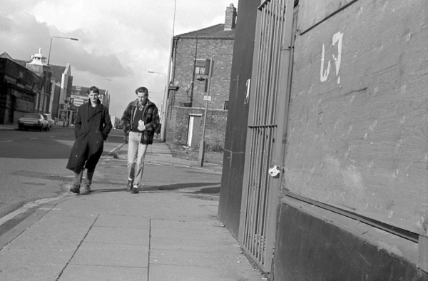 Lodge Lane. Liverpool 1979.
