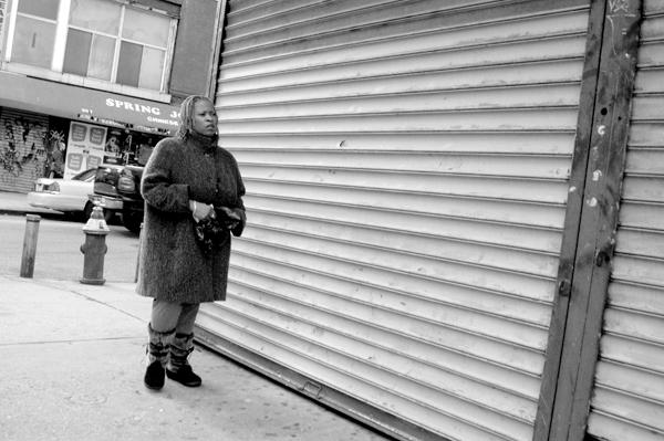 East village. New York 2005.