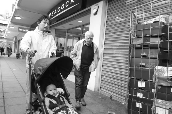 Watney Market. East London 2017.