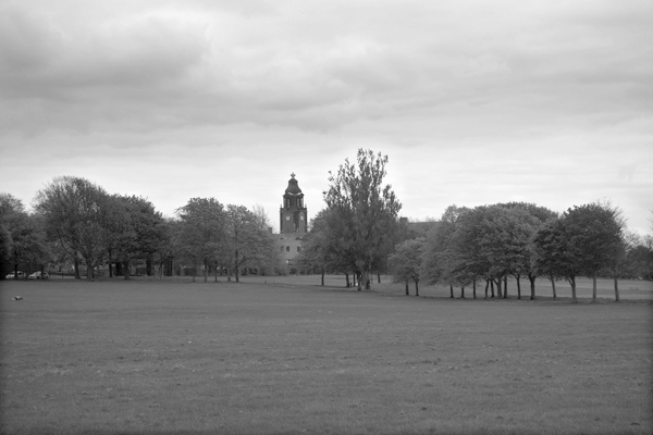 Wavertree Park. Liverpool 2017.
